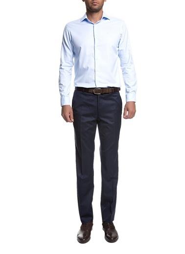 Cacharel Klasik Pantolon Lacivert